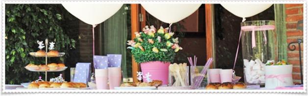 Ideas y artículos para organizar fiestas en La Fiesta de Olivia