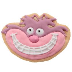 Carlota´s galleta para niños con personaje del pack Alicia en el país de las maravillas