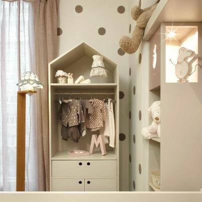 Estantería para habitación infantil de Dijous