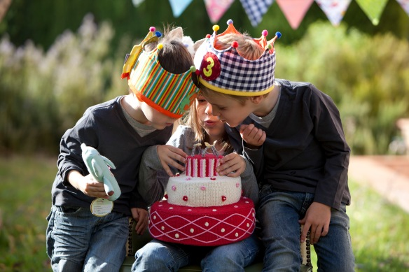 Coronas celebración Micumacu. Coronas de cumpleaños para niños y niñas