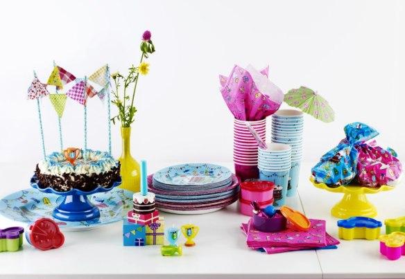 Artículos para fiestas y menaje en KidsHome