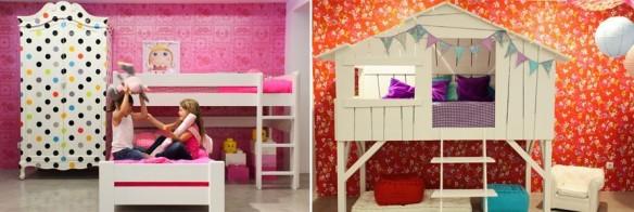 Habitaciones para niños en KidsHome