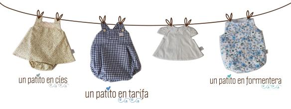 Colección primavera-verano 2013 No llores patito