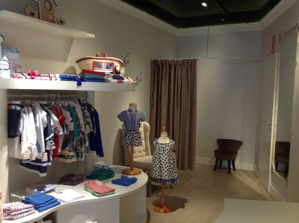 Boutique infantil Ascott, en Vitoria-Gasteiz