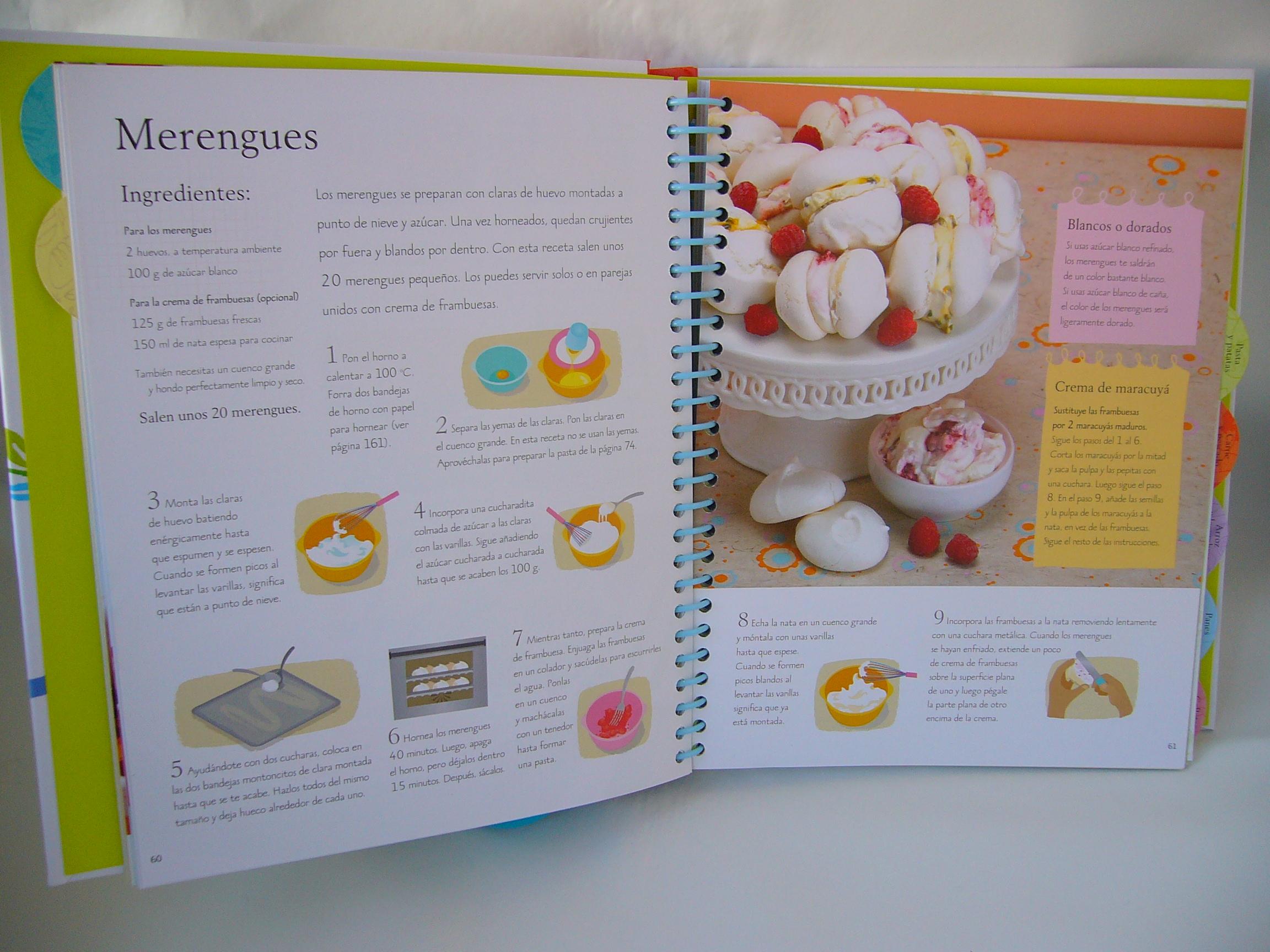 Aprender a cocinar con usborne ideas y moda para ni os for Como aprender a cocinar