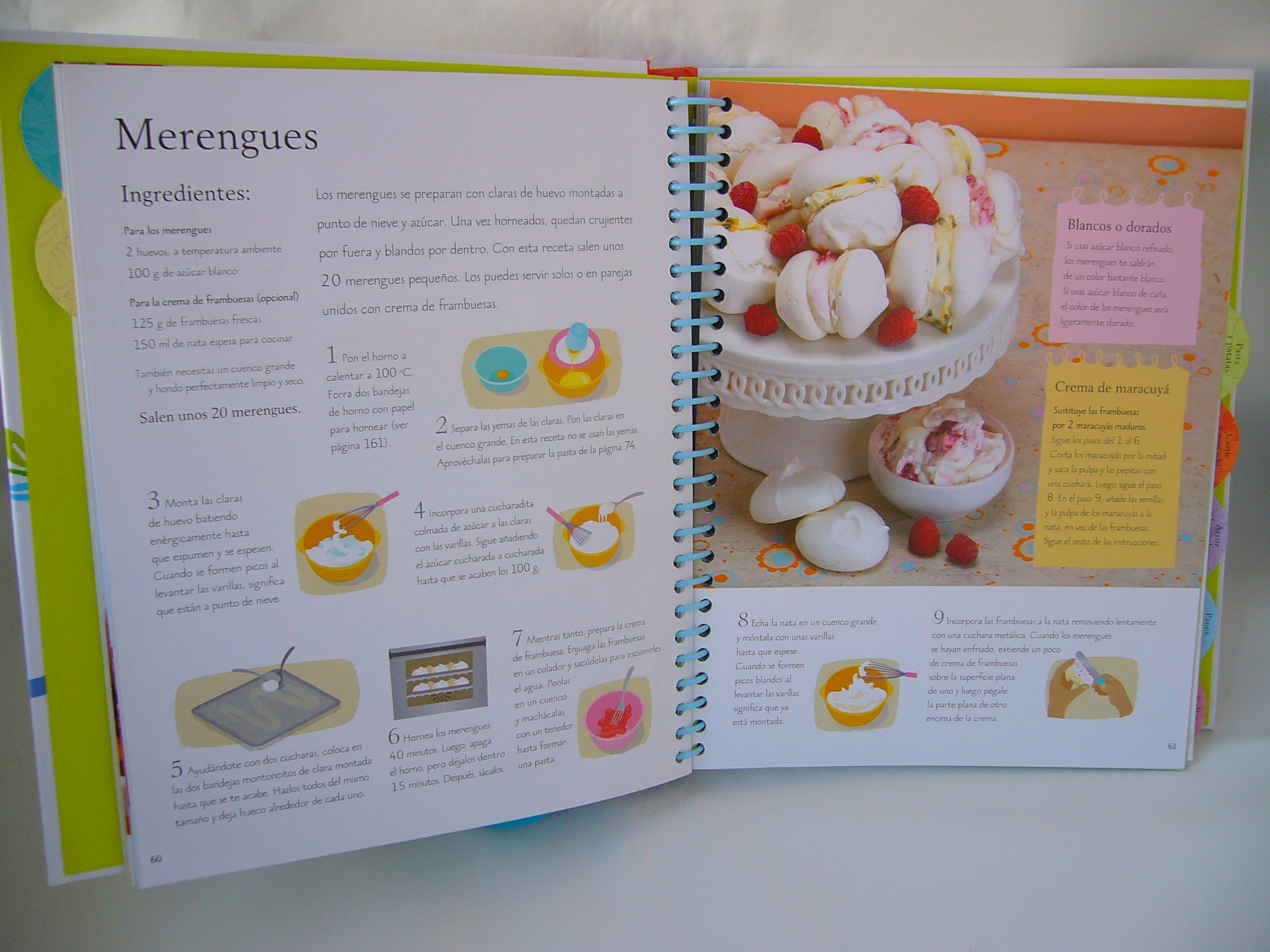 Aprender a cocinar con usborne ideas y moda para ni os for Resetas para cocinar