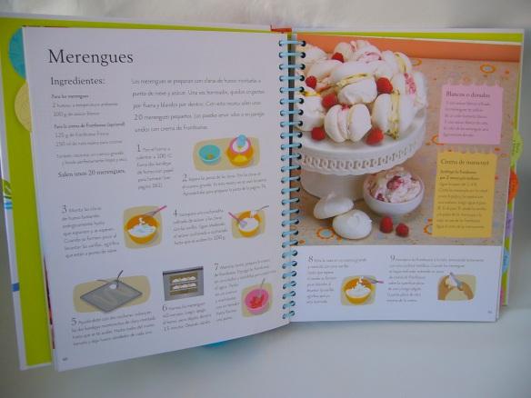 Receta de merengues. Aprende a cocinar, de Usborne