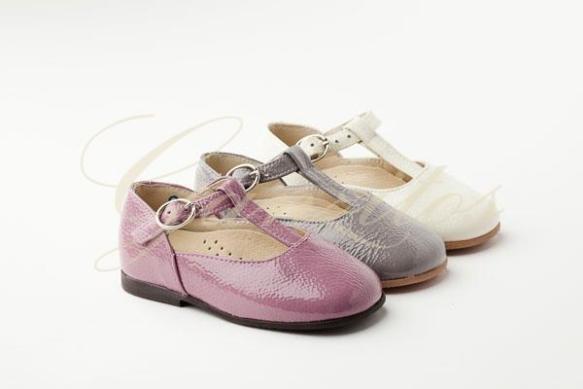 Zapato K-Abrazadera en Ganzitos