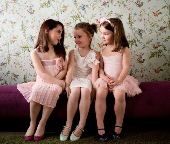 Zapatos para niñas en Ganzitos
