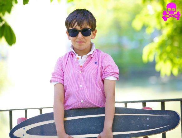 Camisa niño primavera-verano 2013 Scalpers Kids