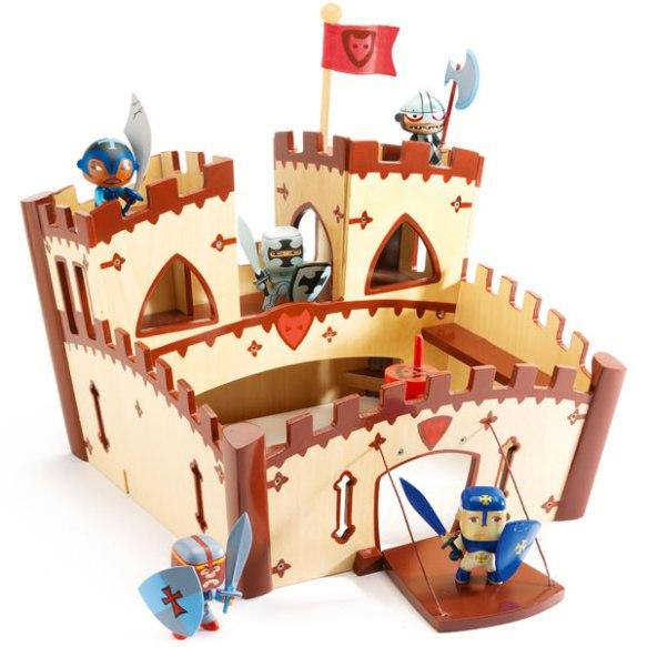 Castillo Ze castel, en Kidshome