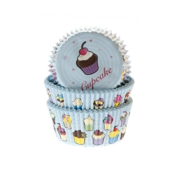 Cápsulas cherry cupcake en María Lunarillos