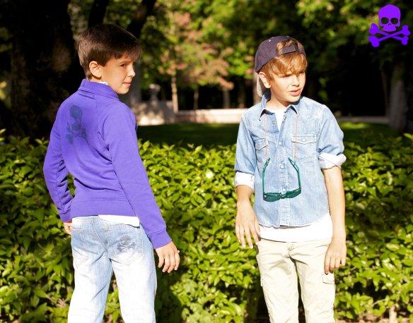 Looks niño primavera-verano 2013 Scalpers Kids