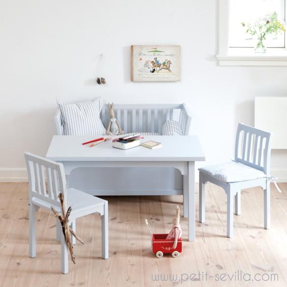 Conjunto muebles infantiles  de Oliver furniture en Petit Sevilla