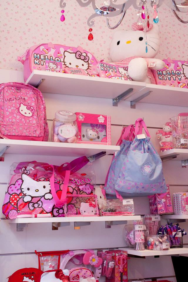 Decoracion Kitty Habitaciones ~ cuartos de ni?a de hello kitty Ideas Para Decorar Tus Uas De Hello