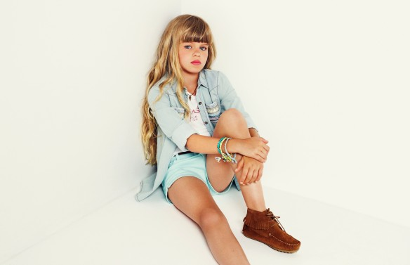 Look niña en Mango Kids