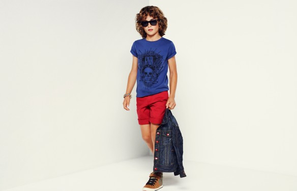 Look niño Mango Kids