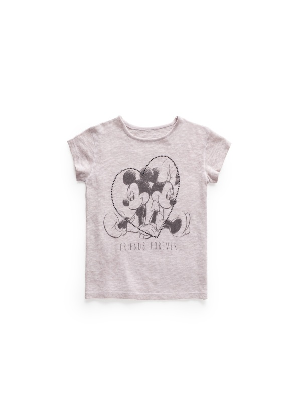 Camiseta Mickey y Minnie Mango Kids otoño-invierno 2013-14