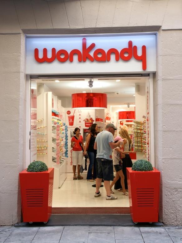 Wonkandy Barcelona
