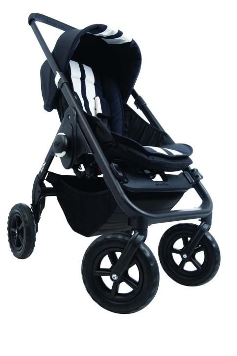 Easywalker Mini black jack, cochecito para bebés