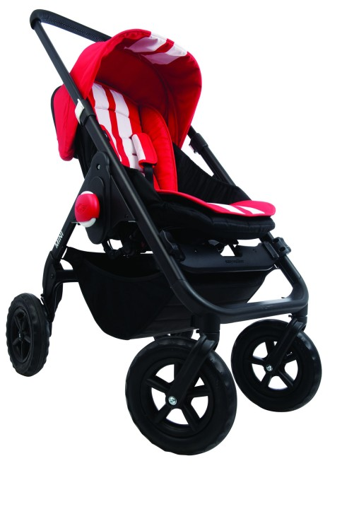 Easywalker Mini red, silla para bebés