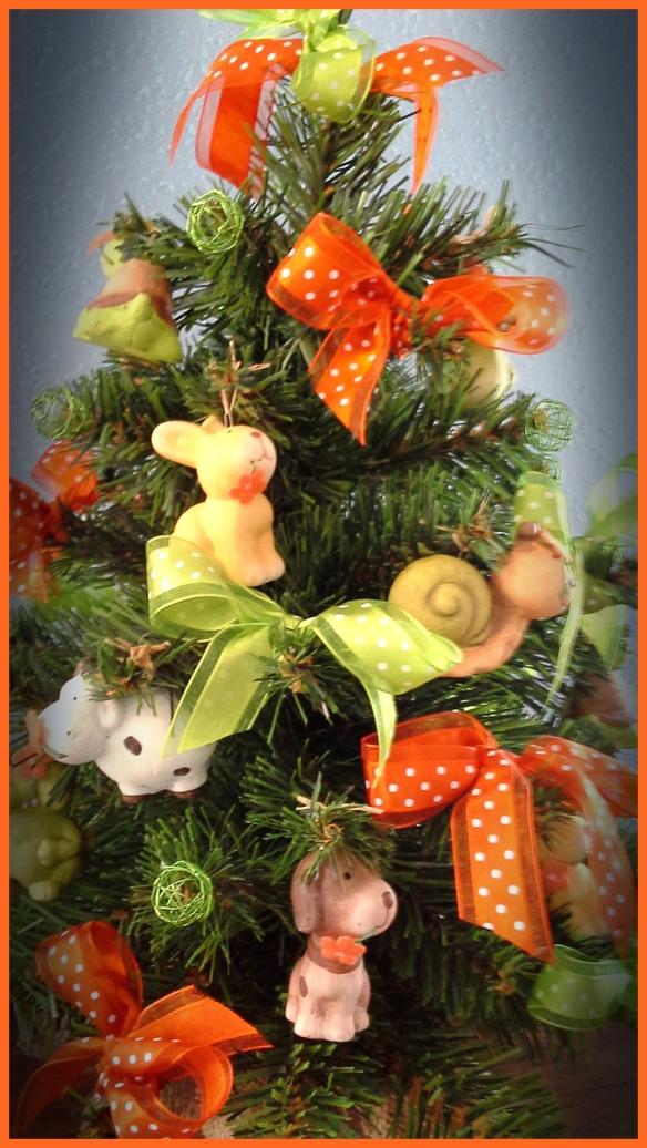 Arbolito de Navidad Ani Navi de Chez Bea