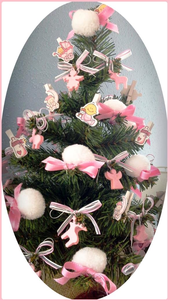 Arbolito de Navidad Navi Baby Ella de Chez Bea
