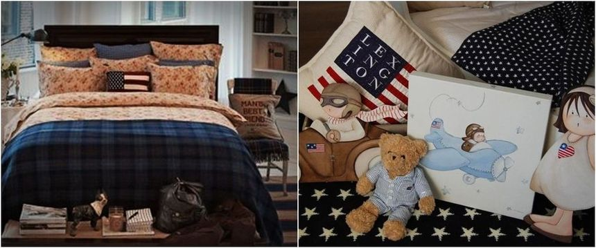Rastrillo de invierno de lexington ideas y moda para - Lexington ropa de cama ...