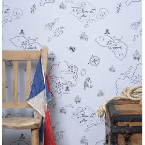 Papeles pintados en My living jungle, tienda de decoración on line