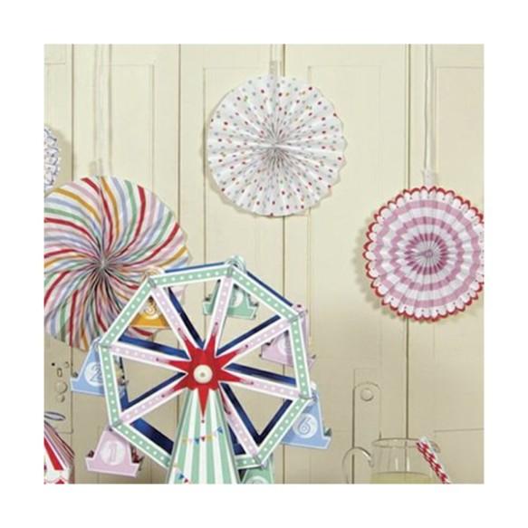 Molinillos decorativos en Hascot Kids
