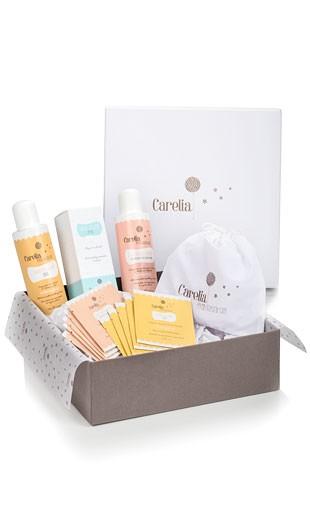 Pack regalo de Carelia, cosmética natural para bebés y niños