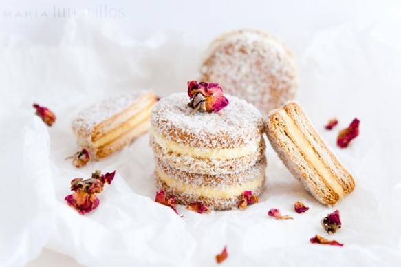 Sandwiches de galletas de María Lunarillos