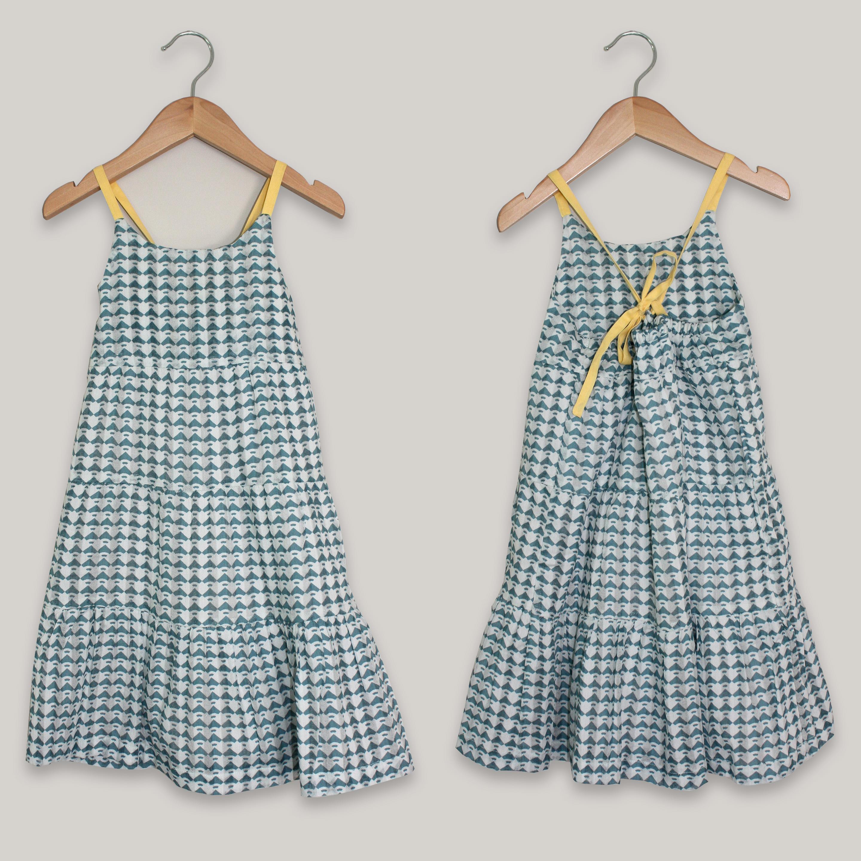 Vestidos de nina de primavera verano 2014