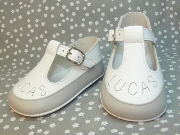 Zapatos personalizados para niños, calzados Peukito