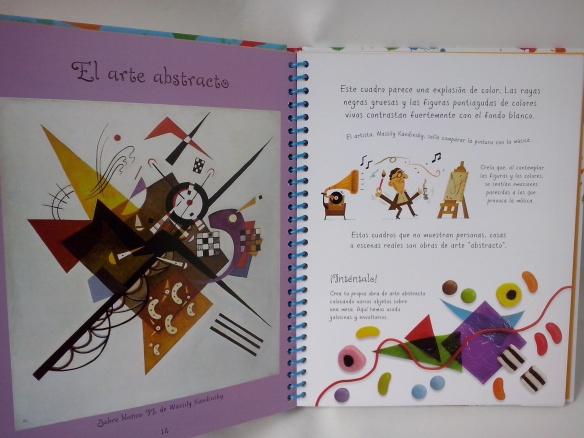 Conociendo el arte con Mi primer libro de arte