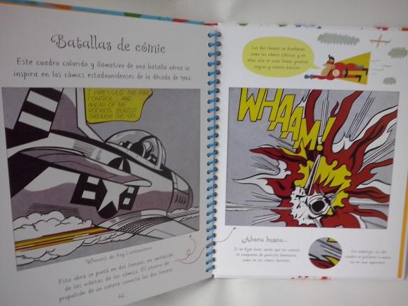 Libro de arte para niños, Mi primer libro de arte
