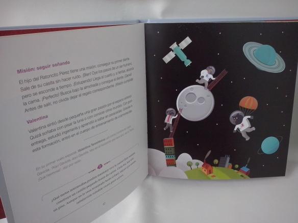 Manual para soñar, libro infantil de Palabras Aladas