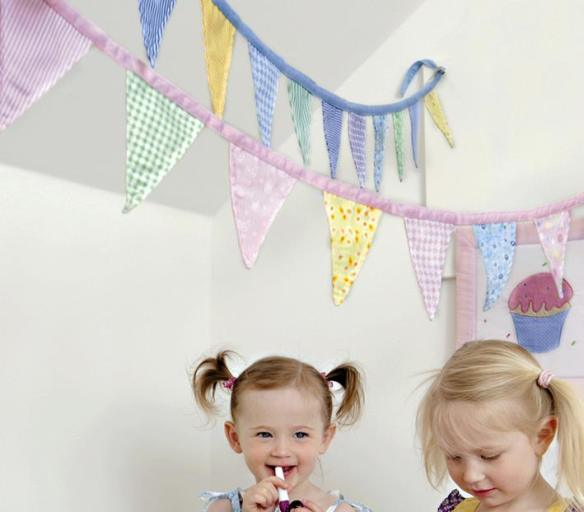 Guirnalda para habitaciones infantiles, de Sweet Scandinavia
