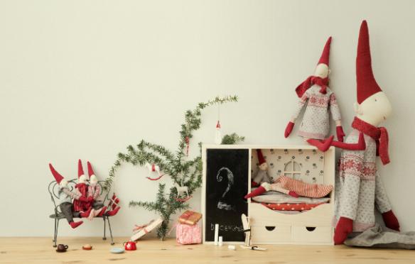 Colección de Navidad en Blaubloom